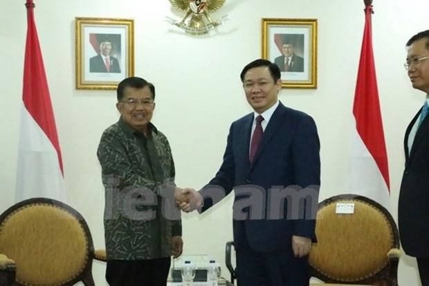 越南大力推动与印尼和东盟关系向纵深发展 hinh anh 1