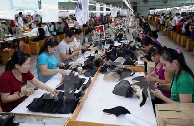 茶荣省各工业区和经济区吸引投资额超过3万亿越盾 hinh anh 1