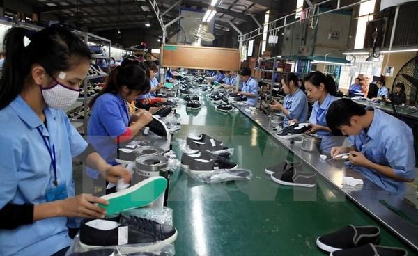 美国是越南最大的鞋类出口市场 hinh anh 1