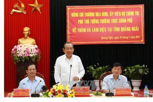 张和平:广义省努力将民族政策落到实处 hinh anh 1