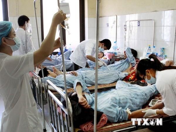 越南登革热感染病例仍在上升 河内市成立50个卫生应急队开展防控工作 hinh anh 1