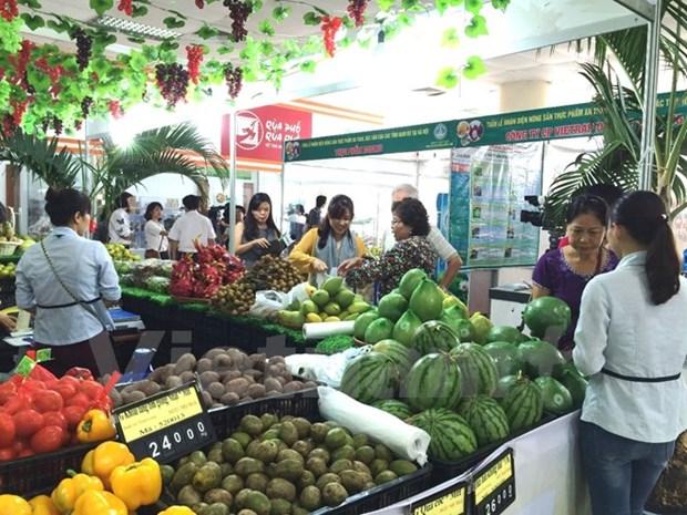第五届越南国际农产品和食品展在胡志明市开展 hinh anh 1