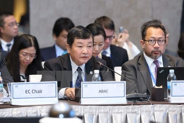 越南为APEC工商咨询理事会第三次会议做出积极贡献 hinh anh 1