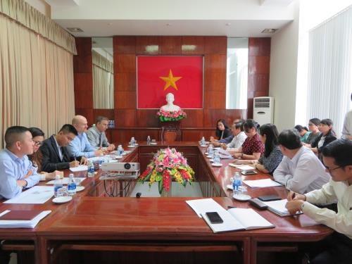 美国企业拟在越南芹苴市兴建太阳能发电厂 hinh anh 1