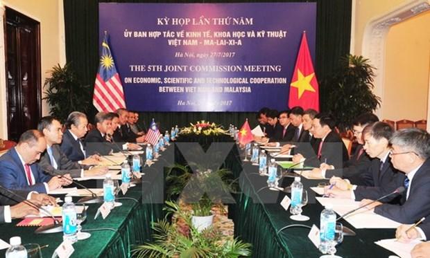 马来西亚高度评价与越南战略伙伴关系 hinh anh 1