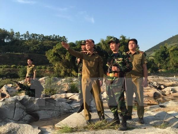 承天顺化省与老挝加强合作 致力建设越老和平友好边界线 hinh anh 1