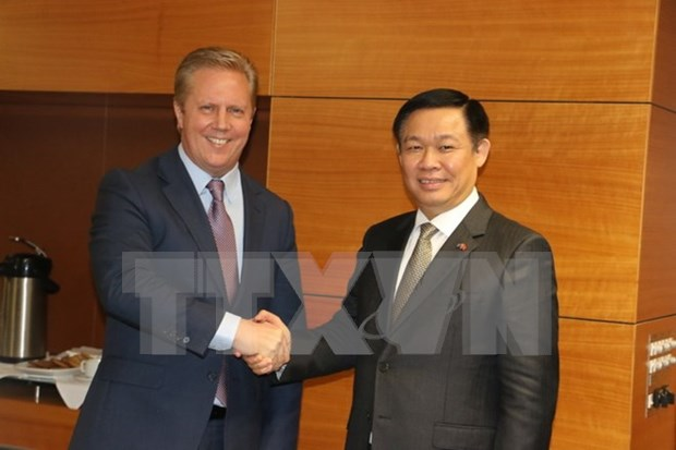 新西兰承诺继续为越南提供官方发展援助 hinh anh 1