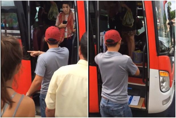 越南网传的随车人员对外国乘客不文明的行为将受到严惩 hinh anh 1