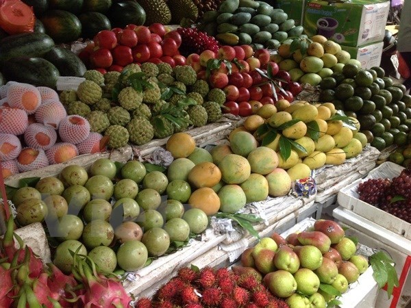 越南水果的出口市场将继续扩大 hinh anh 1