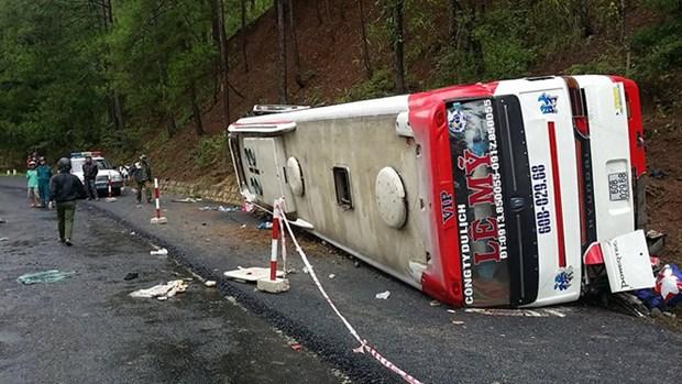 前7月交通事故夺去了4761人生命 hinh anh 1