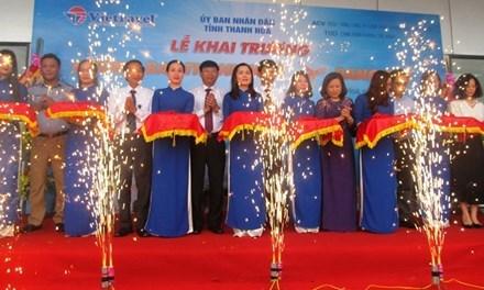 越南清化省至泰国曼谷市直达航线正式开通 hinh anh 1