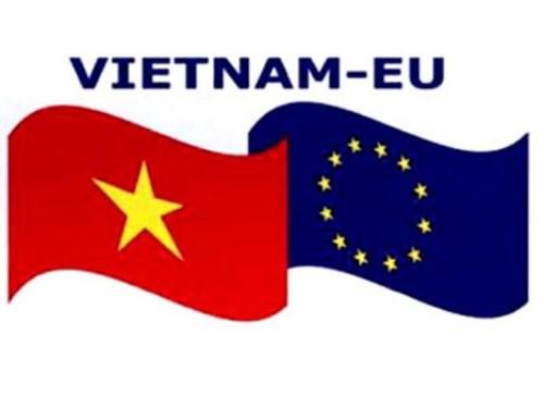 越南可能成为欧盟在东盟地区的最大贸易伙伴 hinh anh 1