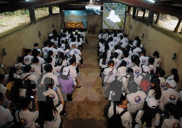 2017年海外越裔青少年与胡志明市青年夏令营正式开幕 hinh anh 1