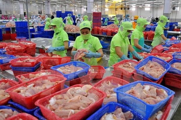越南推动对韩国出口农产品和加工食品 hinh anh 1