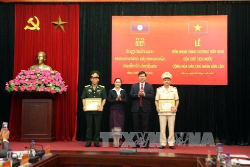 进一步加强越南山罗省与老挝北部各省之间的教育合作 hinh anh 2