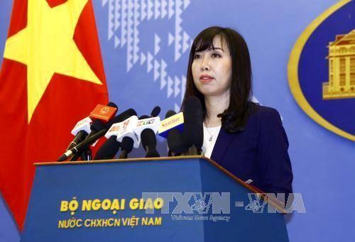 越南反对中国在越南黄沙群岛富林岛建电影院 hinh anh 1
