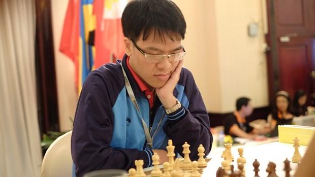 国际棋联最新排名:黎光廉首次跃升至世界第23位 hinh anh 1
