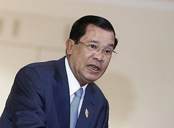 柬埔寨第六届大选将于明年7月举行 hinh anh 1