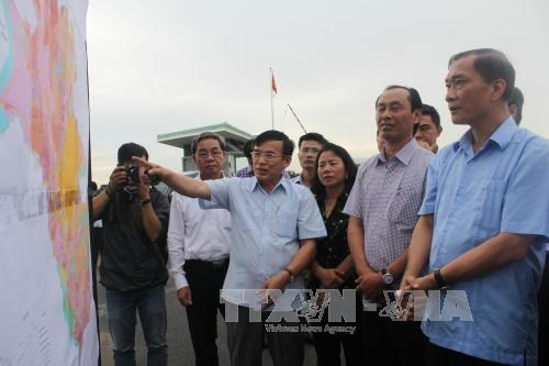 龙城国际航空港建设项目:需确保项目利益与项目区居民利益和谐 hinh anh 1
