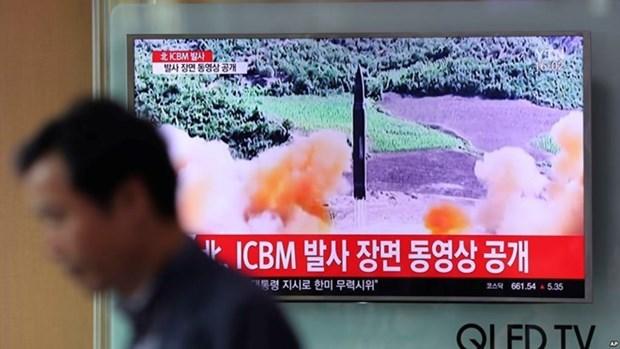越南对朝鲜半岛继续试射洲际弹道导弹深表担忧 hinh anh 1