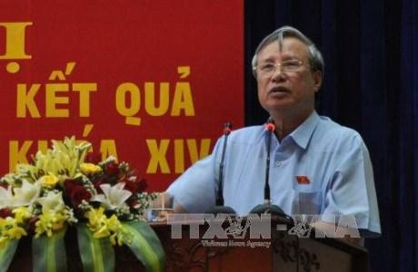 越共中央政治局安排陈国旺同志担任中央书记处常务书记 hinh anh 1