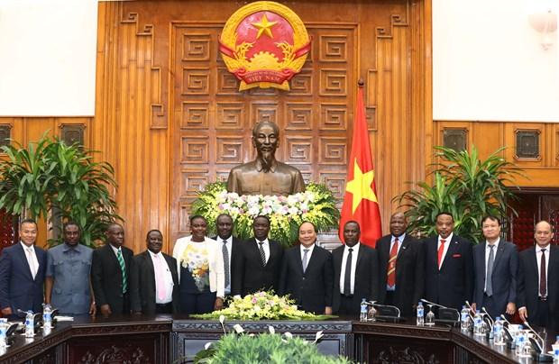 坦桑尼亚呼吁越南企业对该国多个领域进行投资 hinh anh 1