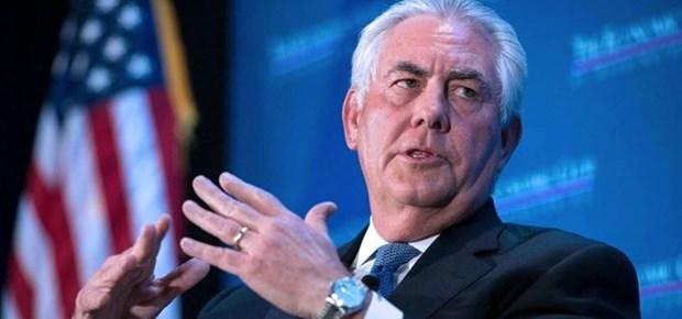 美国国务卿蒂勒森即将访问东南亚三国 hinh anh 1