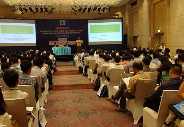 第12次全国核技术会议在庆和省召开 hinh anh 1