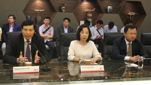 广宁省工作代表团赴新加坡学习借鉴智慧城市建设经验 hinh anh 1