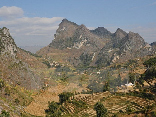 高平省山水地质公园即将升级为世界地质公园 hinh anh 1