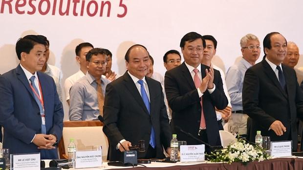 越南为推动私营企业发展提供便利条件 hinh anh 1