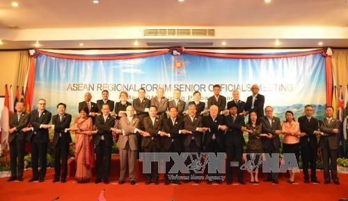 菲律宾反对在东盟地区论坛上孤立朝鲜 hinh anh 1