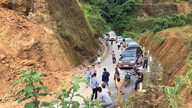 越南红十字会紧急救助暴雨洪水中的灾民 hinh anh 3