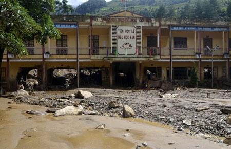 西北地区各省集中开展救灾及灾后恢复重建工作 全国提供紧急援助 hinh anh 1