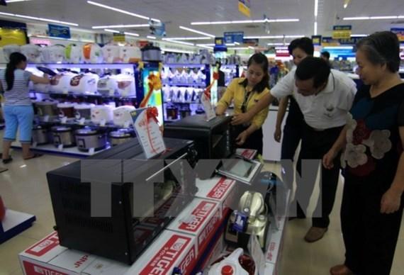 英媒:2017~2021年越南经济稳步发展 hinh anh 1