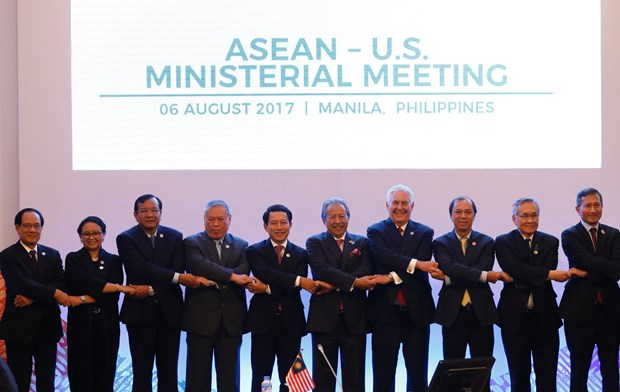 东盟与十个伙伴国达成多项重要共识 一起规划未来合作方向 hinh anh 3