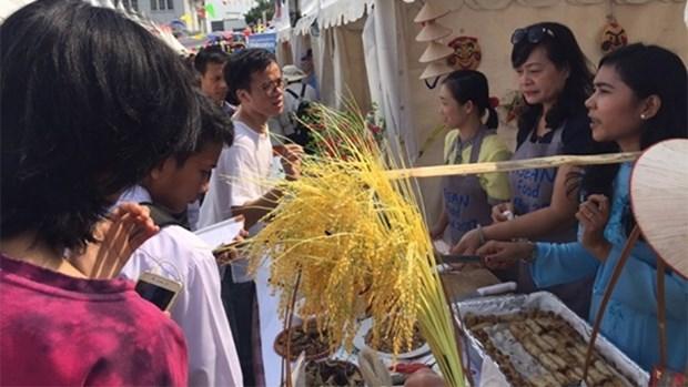 2017年东盟美食节在印尼盛大开幕 hinh anh 1