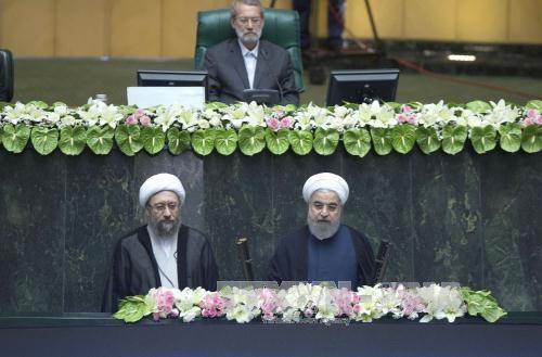 越南国家主席特使出席伊朗当选总统的宣誓就职仪式 hinh anh 1