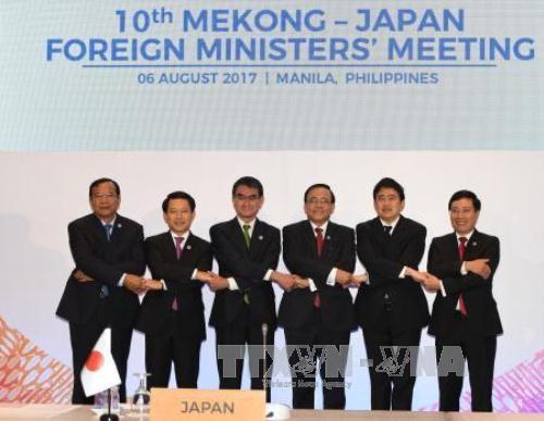 越南提出多项倡议加强湄公河流域国家与日本合作 hinh anh 1