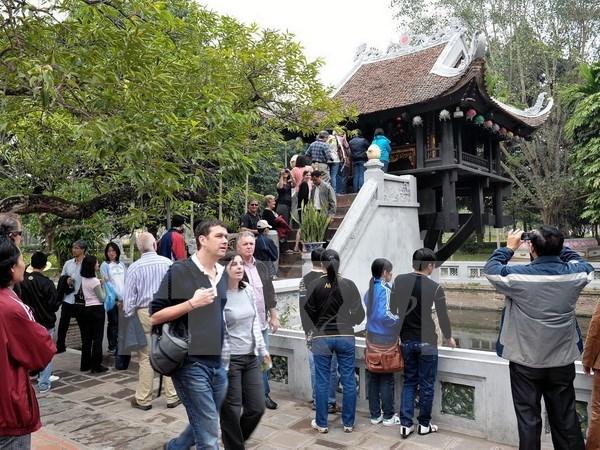 今年前7个月越南接待亚洲游客量同比增长33.4% hinh anh 1