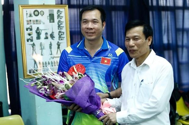第29届东南亚运动会:越南每个运动员将成为推介国家和平友善形象的使者 hinh anh 1