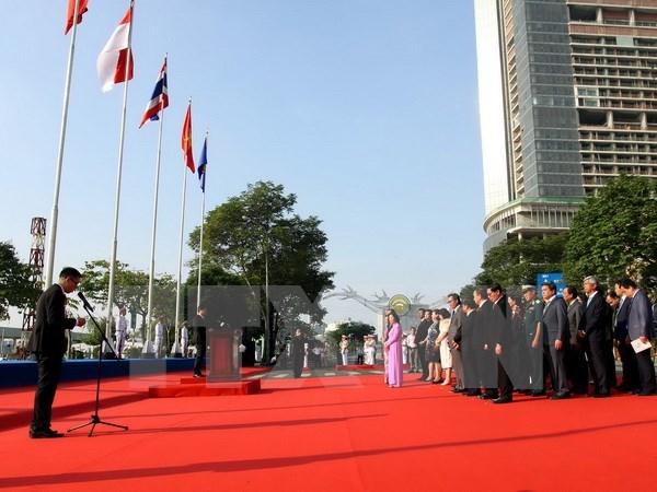 胡志明市重视东盟对其发展的重要作用 hinh anh 1