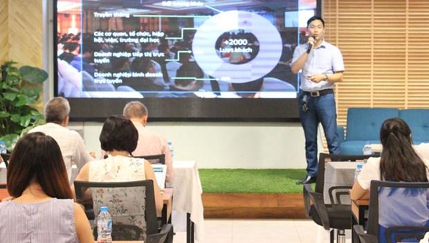 2017年越南在线营销论坛吸引逾1000家企业参加 hinh anh 1