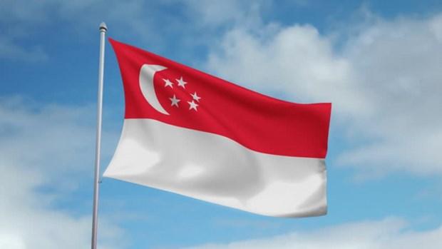 越南领导人向新加坡领导致国庆贺信 hinh anh 1