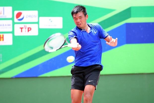 2017年泰国男网未来赛:李黄南险胜小澤新 hinh anh 1
