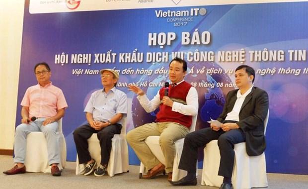 越南成为亚洲信息技术服务业首选目的地 hinh anh 1
