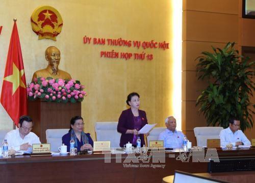 越南第十四届国会第十三次会议在河内开幕 hinh anh 1