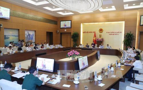 越南第十四届国会第十三次会议在河内开幕 hinh anh 2