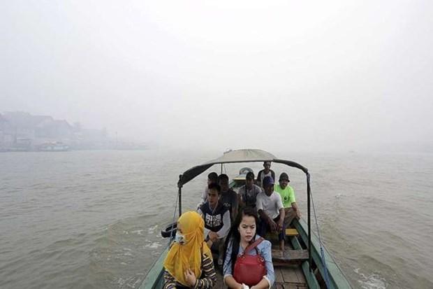 马来西亚敦促印尼有效控制烟霾让其不影响到东南亚运动会 hinh anh 1
