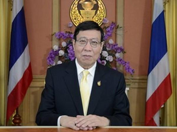 泰国国家立法议会议长蓬佩和夫人将对越南进行正式访问 hinh anh 1